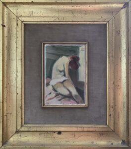 Sergio Vellani – Nuda seduta