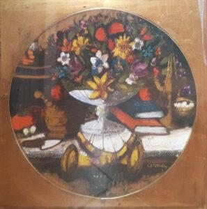 Michele Lapesara – Vaso con fiori