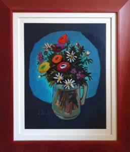 Enrico Maioli – Vaso di fiori
