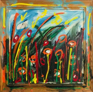 Mario Schifano – Botanica