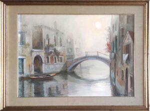 Nane Bragadin – Canale a Venezia