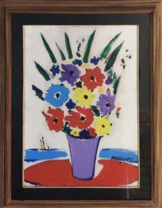 Monachesi – Vaso di fiori