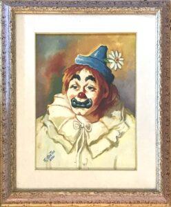 Fausto Santoni – Clown