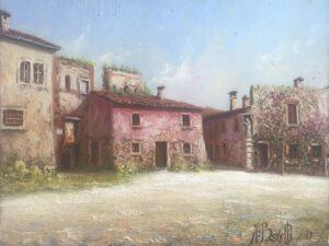 Agostino Bonetti – Corte convento San Michele