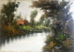 A. D'Alessio – Paesaggio