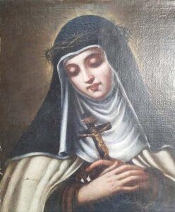 Artista sconosciuto – Santa Caterina da Siena