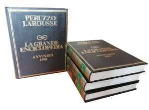 La grande enciclopedia – Peruzzo Larousse