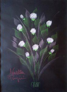 Novella Parigini – Rose bianche