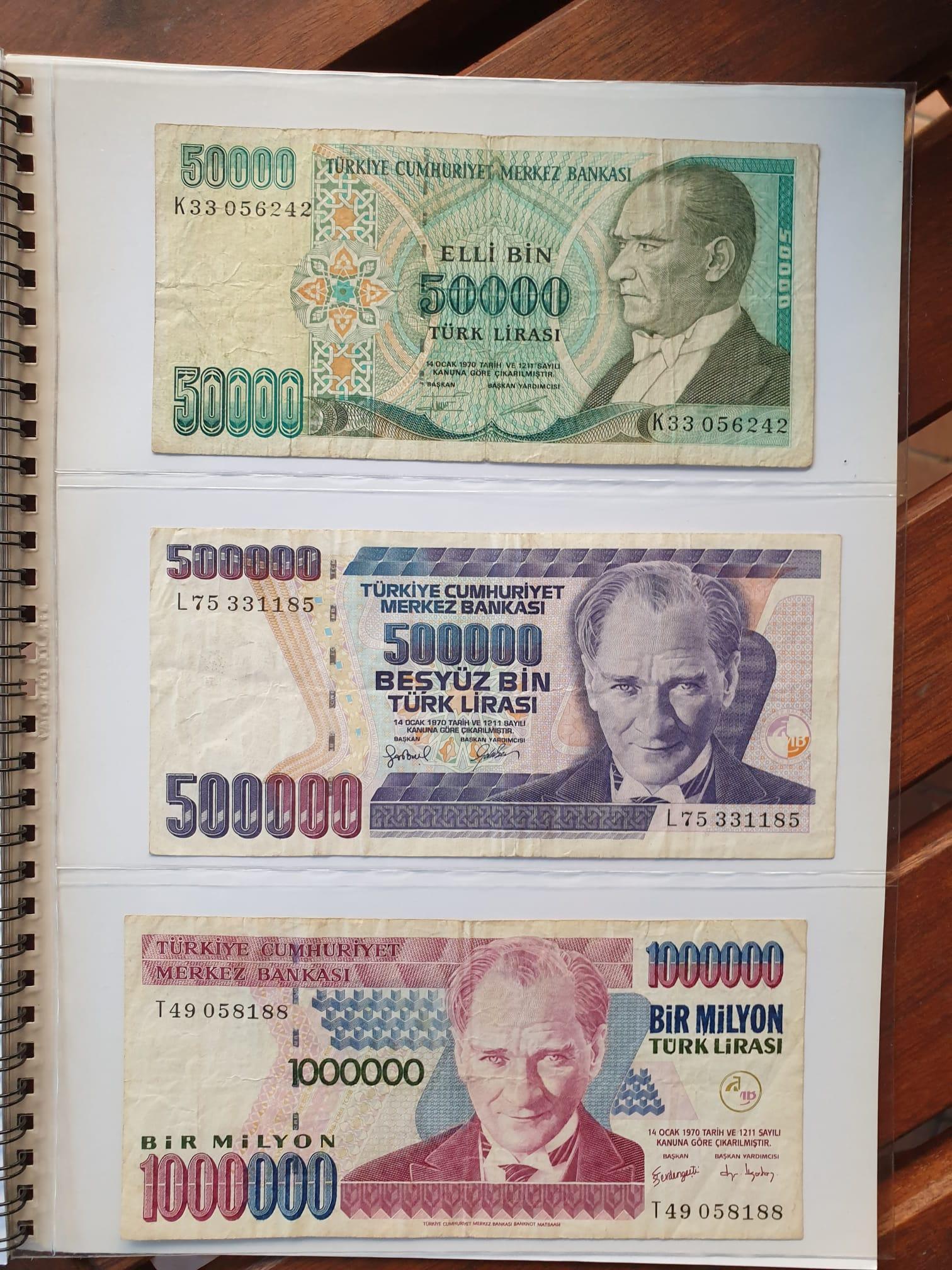 Collezione di Banconote