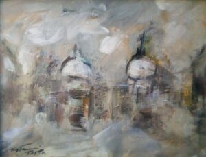 Gianni Testa – Roma, Piazza del Popolo