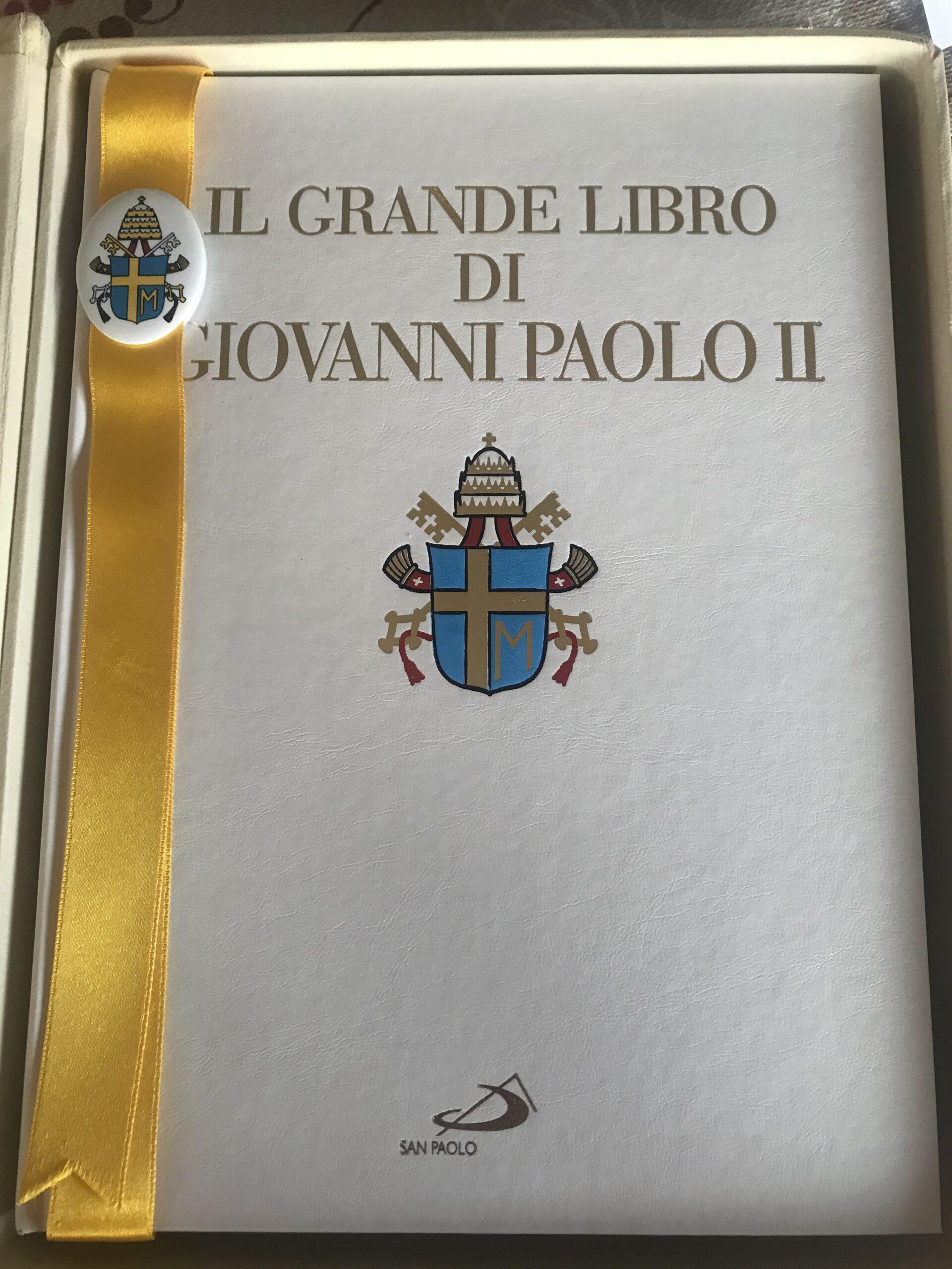 Grande Libro di Giovanni Paolo II – Edizioni Paoline