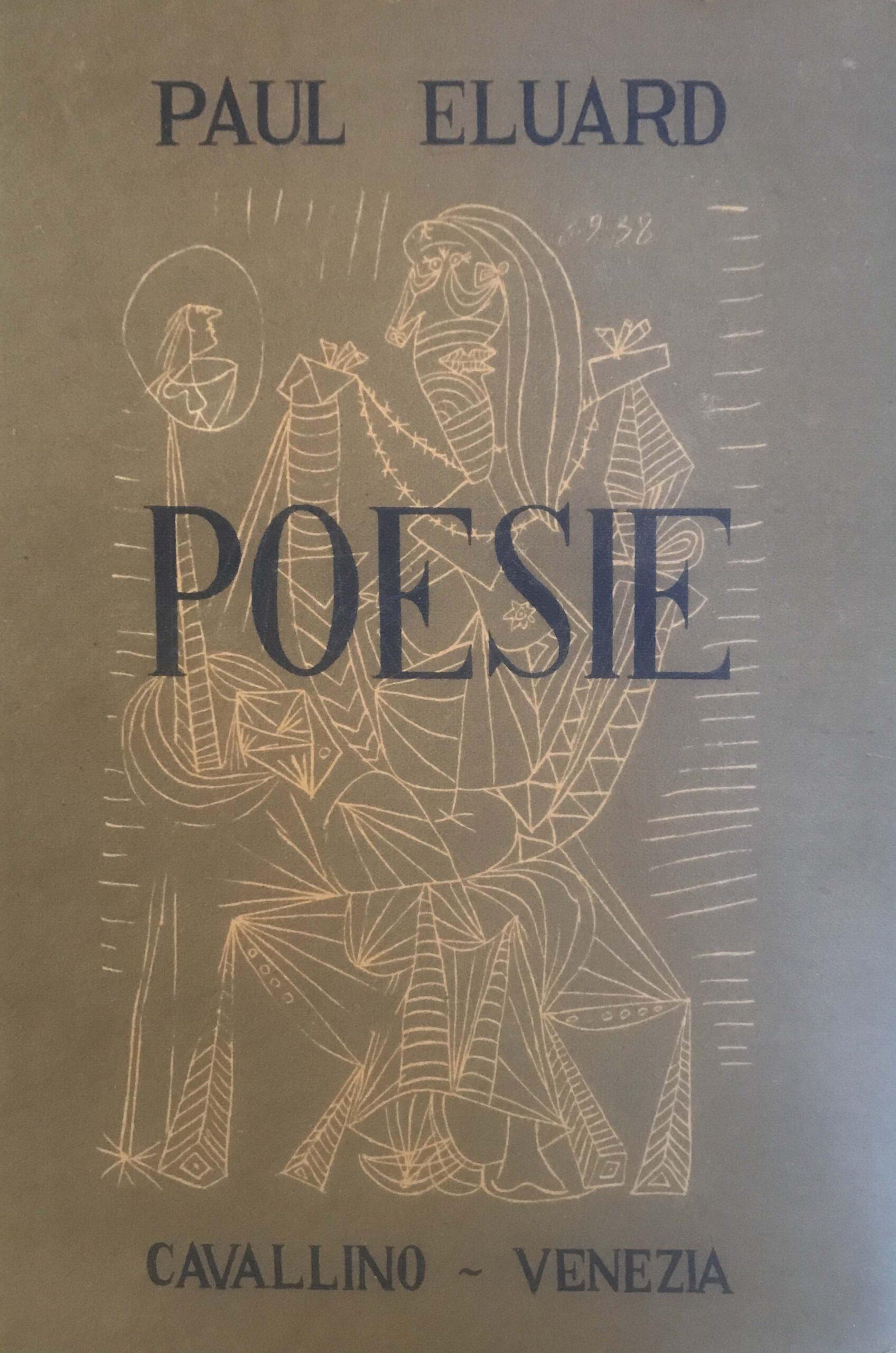 Poesie, di Paul Eluard – Edizioni del Cavallino