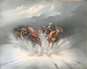 Orlow – Corsa sulle nevi