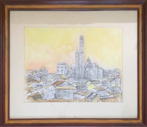 Goliardo Padova – Vista su Parma