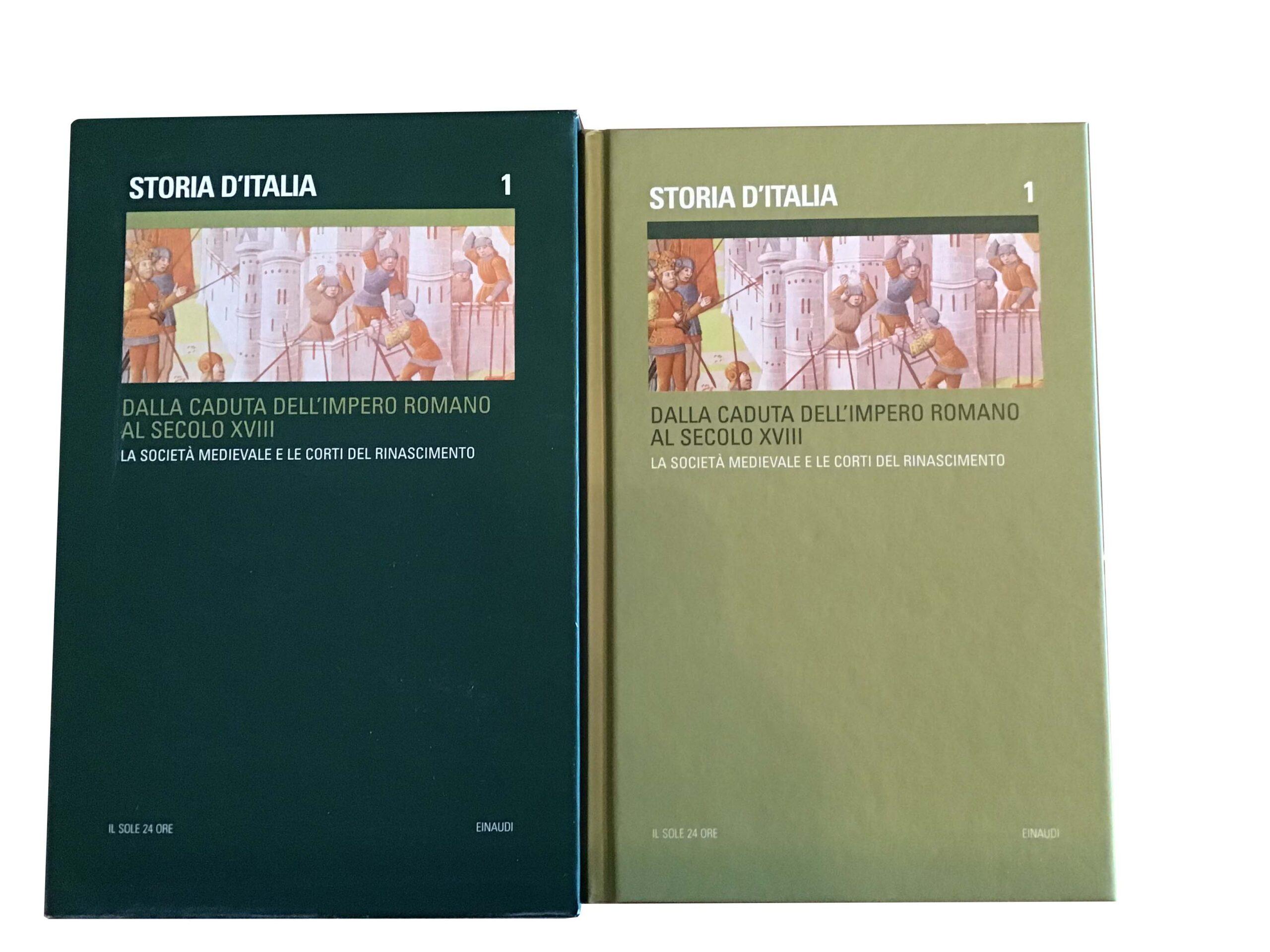Storia d'Italia – Einaudi
