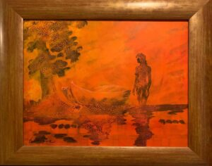 Josè Guevara – Lago Roio