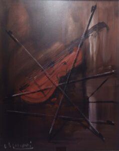 Artista sconosciuto – Violino