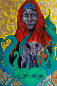 PZ – Patrizia Micheloni – MAMMA AFRICA