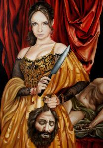 Michela Lupattelli – Giuditta e Oloferne