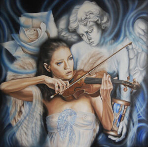 Michela Lupattelli – Angelo musicante