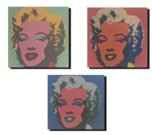 Da Andy Warhol (Ediz. Sunday B. Morning) – Marilyn Monroe
