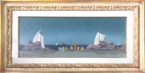 Faustin – Molo con pescatori