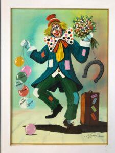 Angelo Manini – Clown