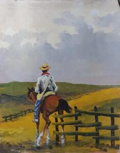 Rolando Martini – Buttero