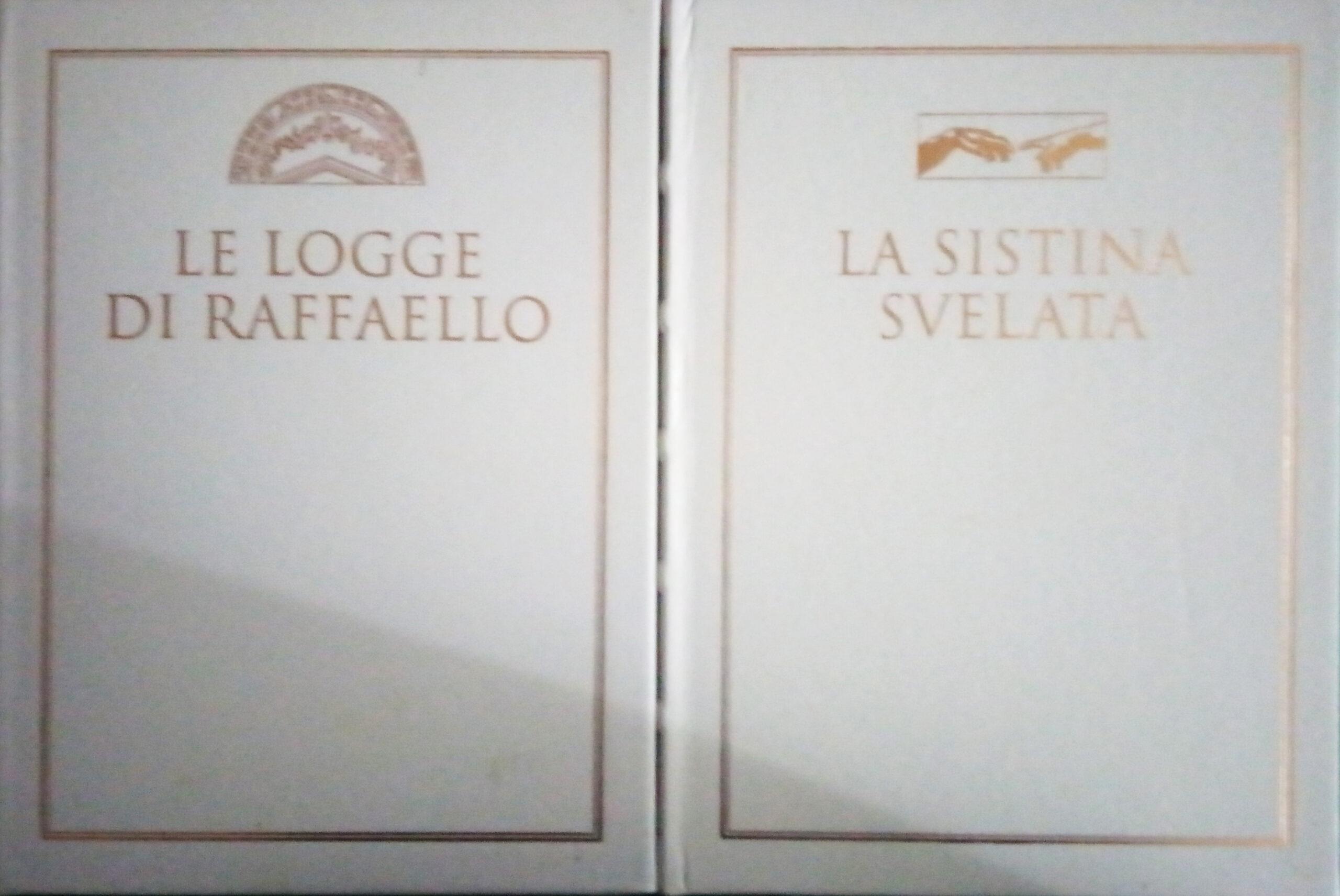 Raffaello e Sistina – Libreria Vaticana