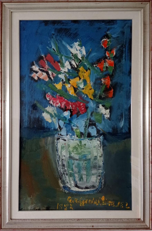 Gianmarco Corrias Jimenez – Vaso di fiori