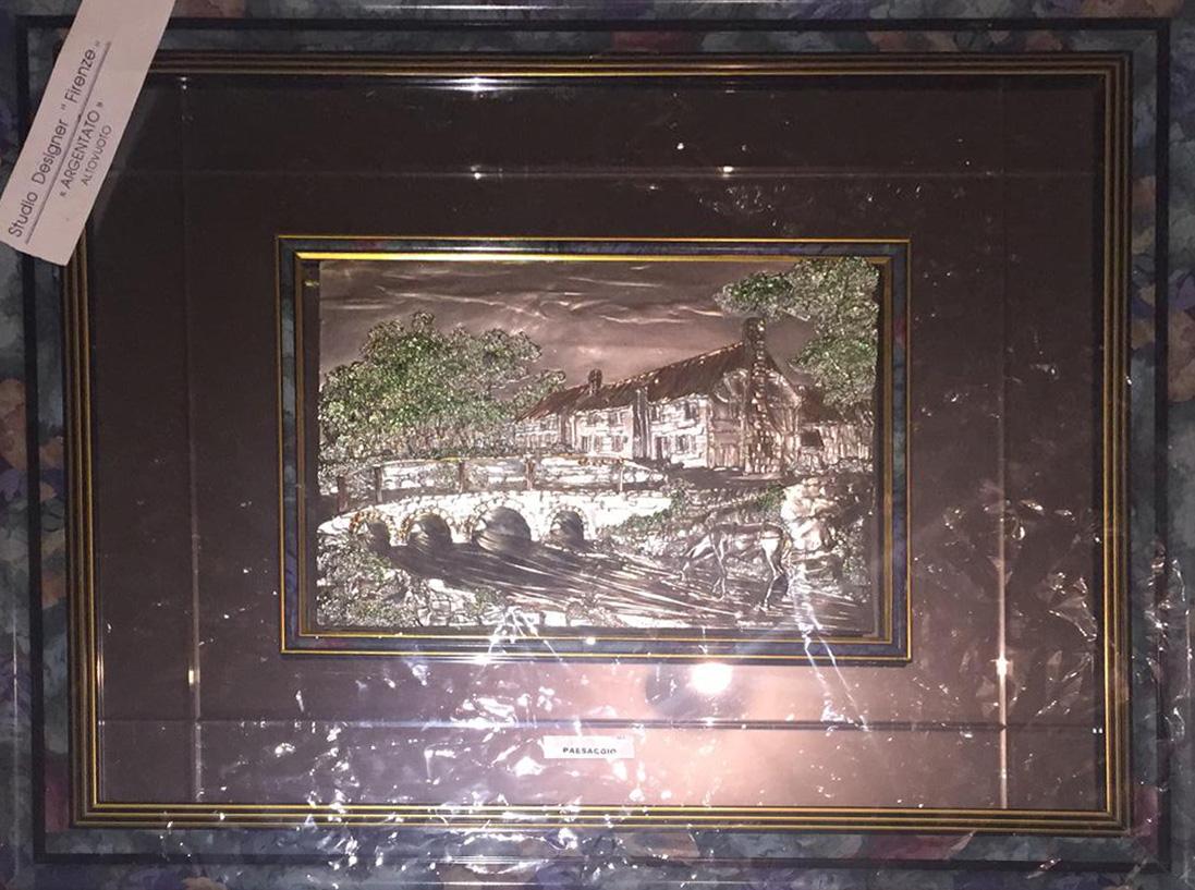 Artista Sconosciuto – La cascina