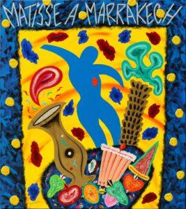 Bruno Donzelli – Matisse a Marrakech