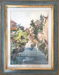 Giulio Falzoni – Paesaggio