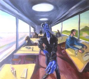 Alessandro Bazan – La spina