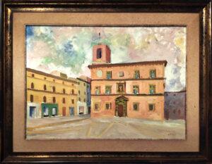 Edmondo Giuliani – Palazzo della signoria