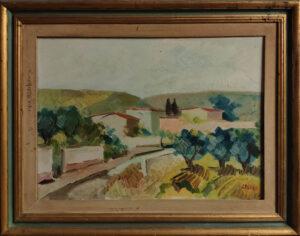 Enzo Cangi – Paesaggio