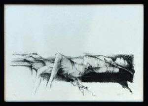 Giovanni Cappelli – Donna dormiente