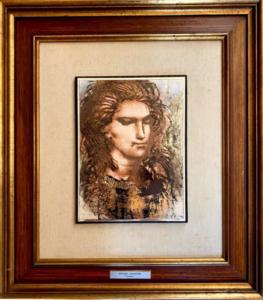 Pietro Annigoni – Sarah