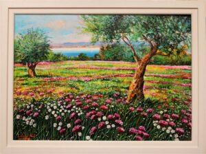 Giuseppe Temperini – Prato fiorito