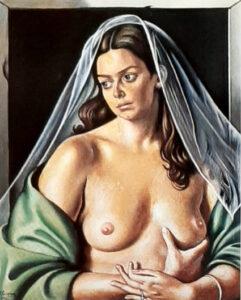 Gregorio Sciltian – La velata