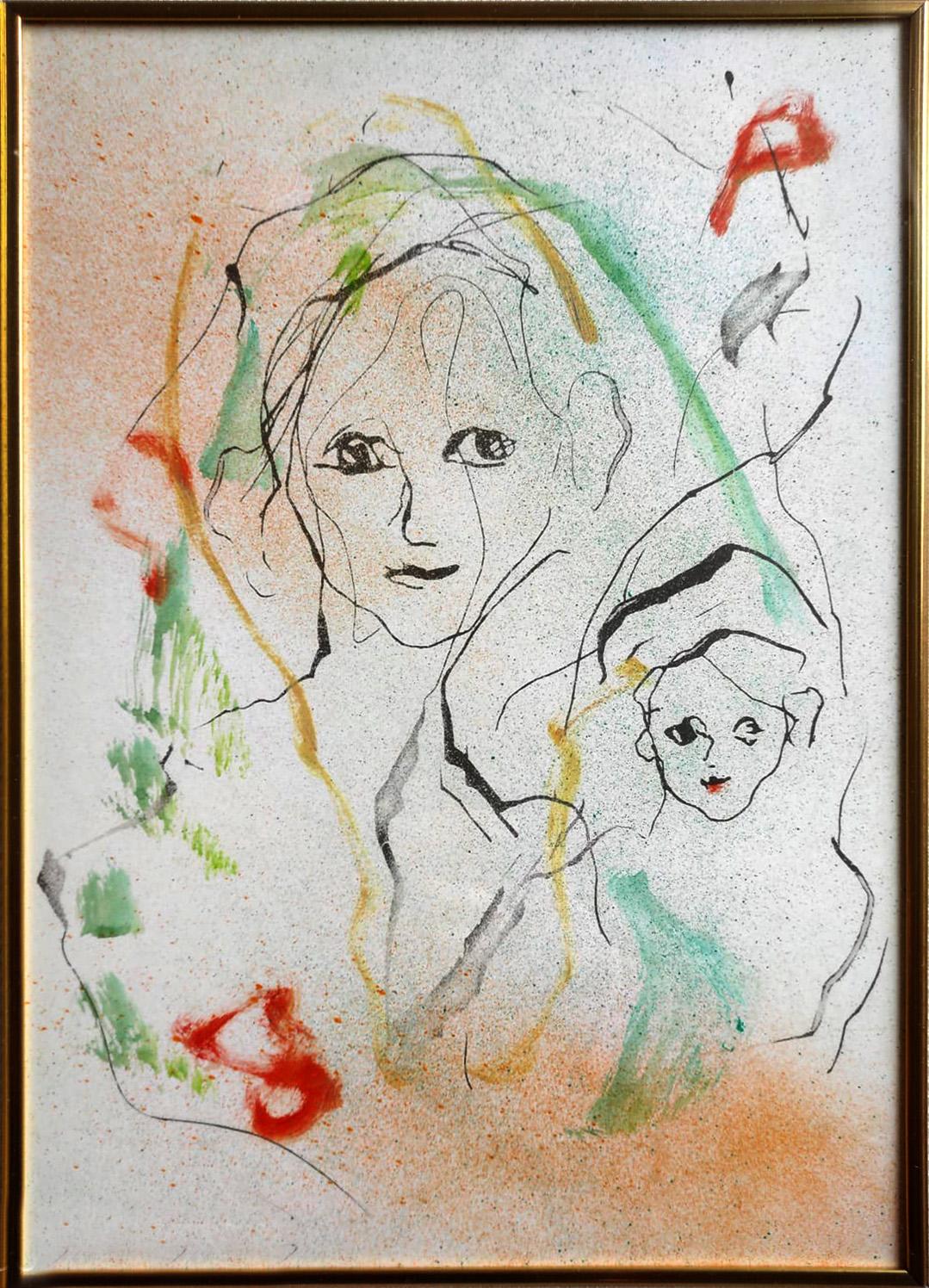 Ernesto Treccani – Maternità