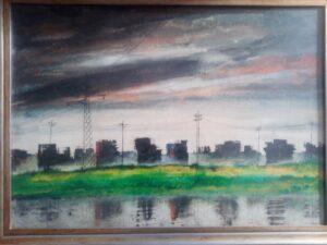 Piero Cruciani Antinori – Paesaggio industriale