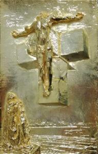 Salvador Dalí – Crucifixion corpus Hipercubicus
