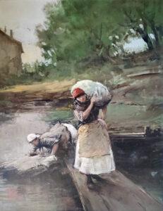 Luca Andrea Guizzardi – Le lavandaie