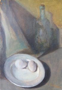 Attribuito a Giorgio Morandi – Natura morta