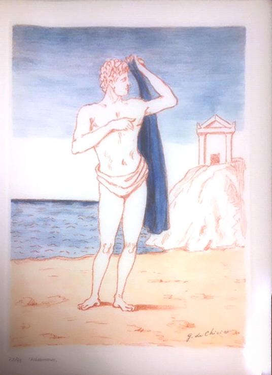 Giorgio De Chirico – Hebdomeros