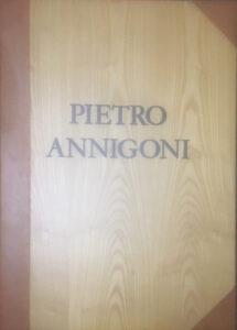 Pietro Annigoni – Edizioni Edison