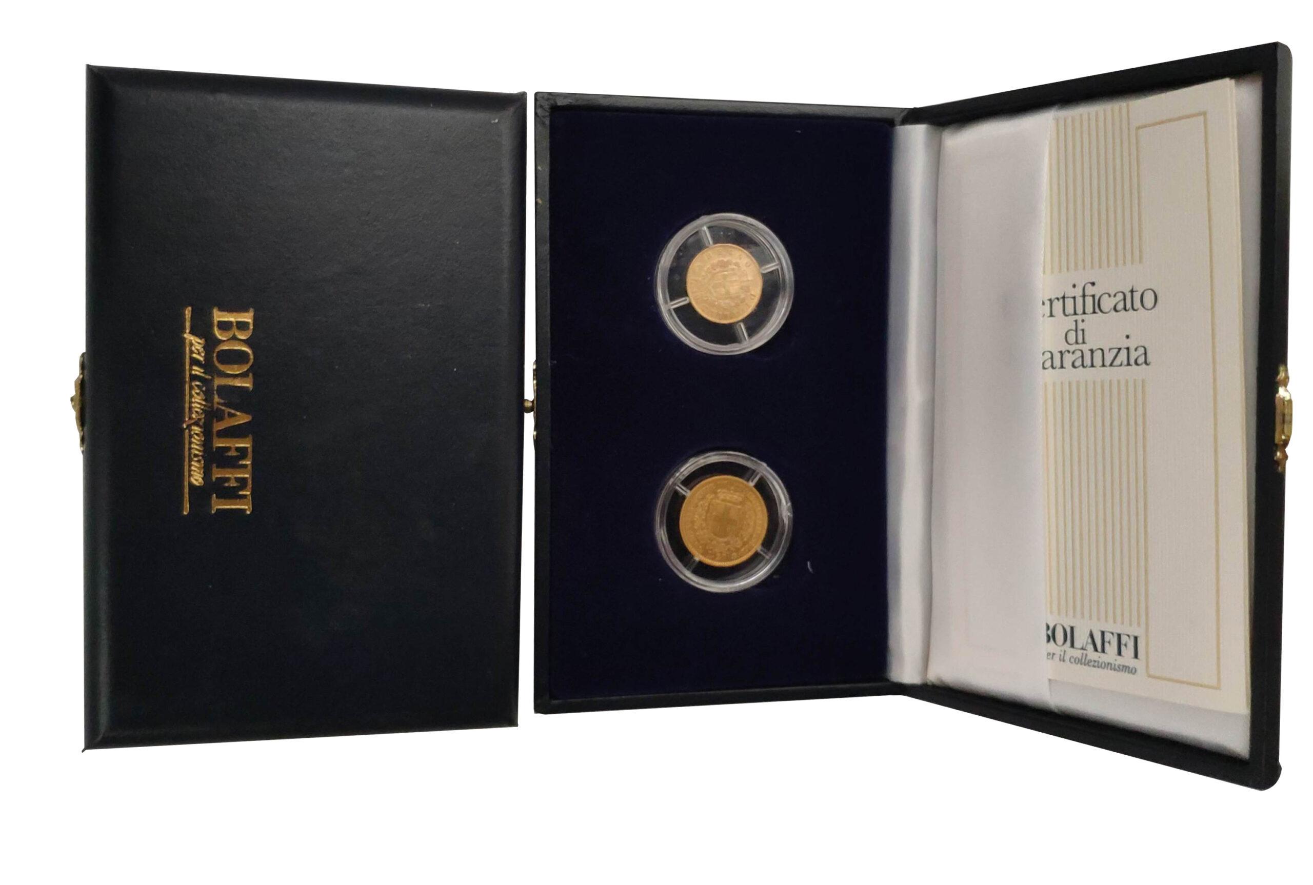 Bolaffi – La lira d'oro