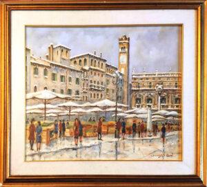 Angelo Resi – Piazza dell'erba