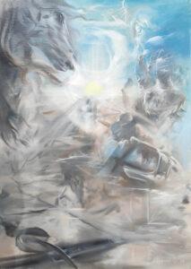 Pierluigi Abbondanza – La caduta di San Paolo